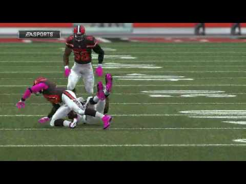 Madden 17 Seattle Seahawks vs Cleveland Browns