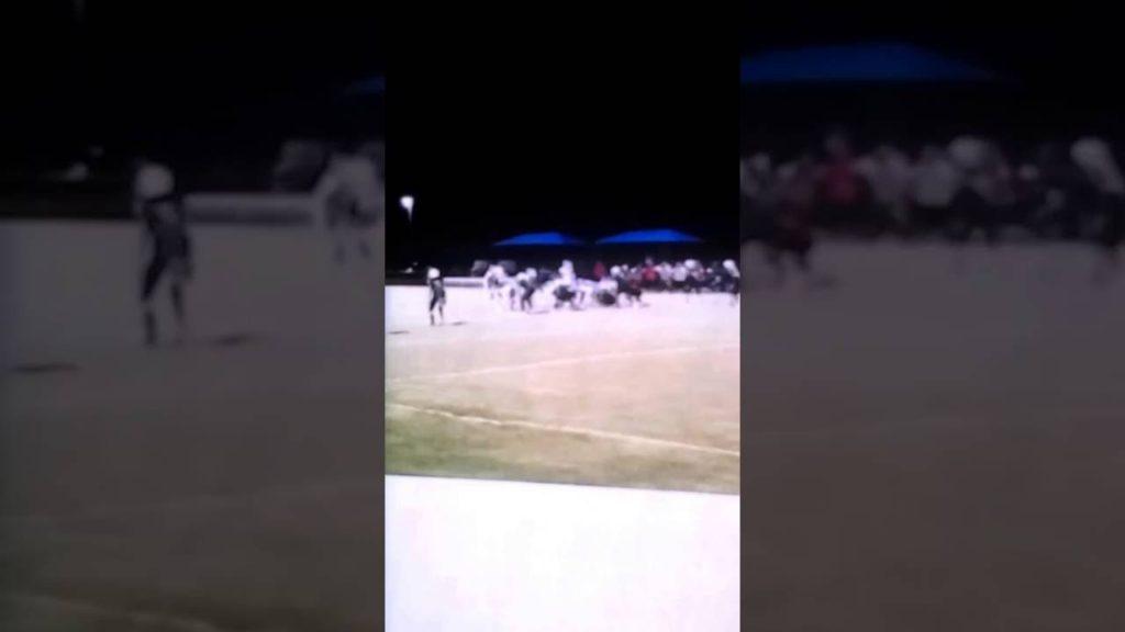 SWAA Seahawks vs NAA Cowboys (7-6 swaa) CLASSIC!