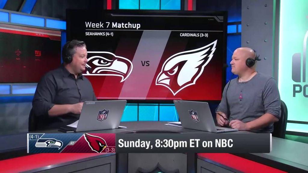 Seahawks vs. Cardinals (Week 7 Preview) | Around the NFL Podcast | NFL