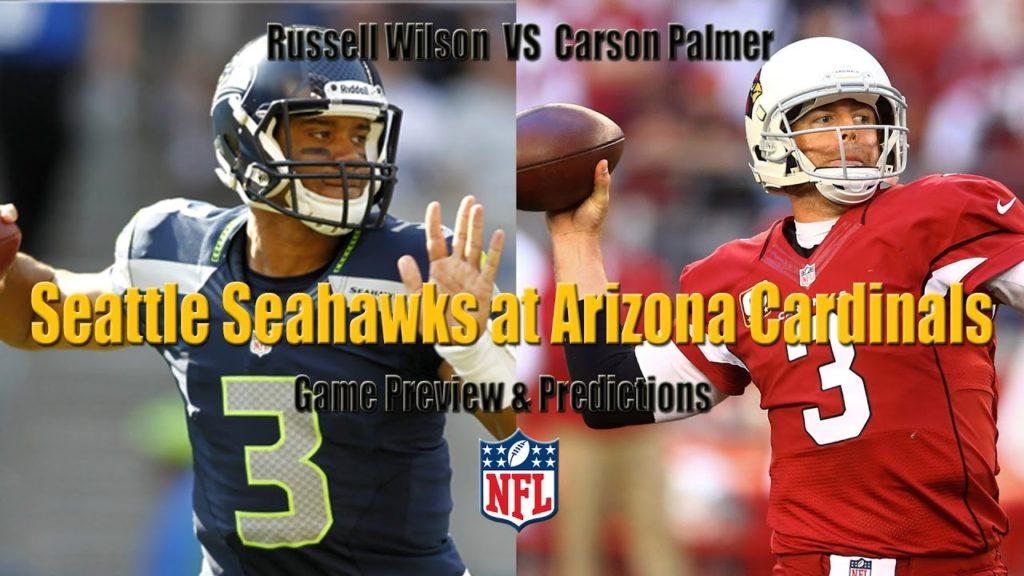 Seattle Seahawks at Arizona Cardinals NFL Week 7 Game Analysis Free Picks Betting Odds