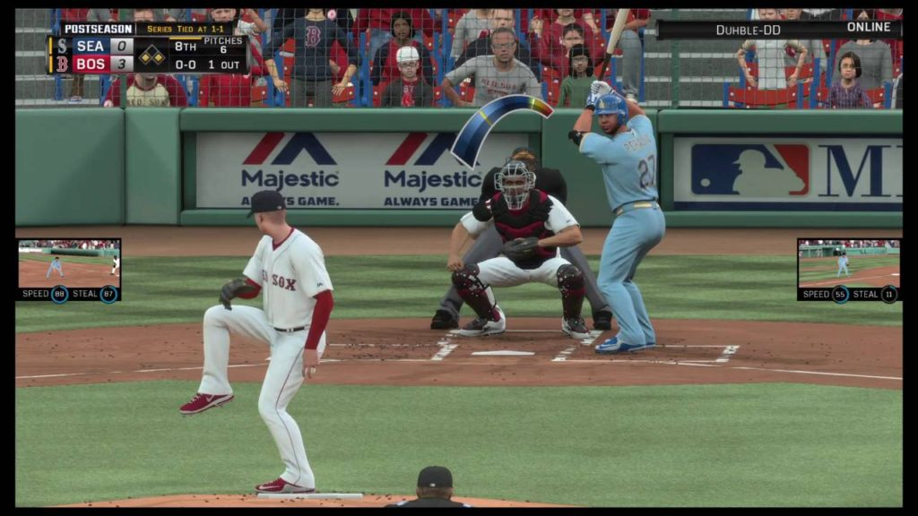 ALDS game 3 RedSox vs Mariners (part 3)