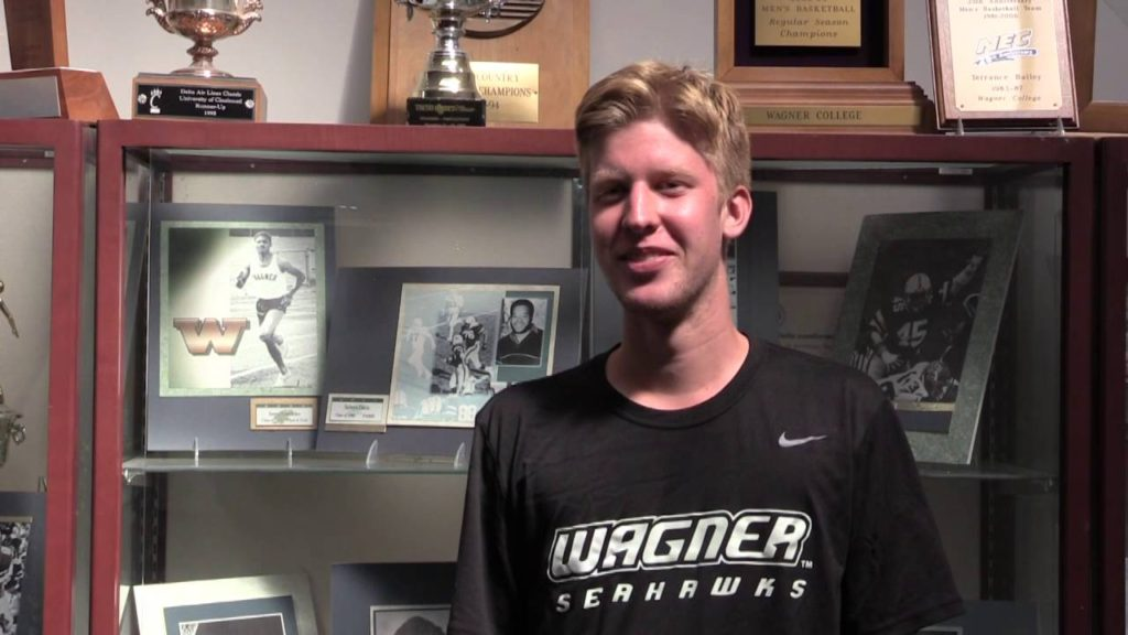 Getting To Know Your Seahawks: Men's Tennis Junior, Jeremy Nuss