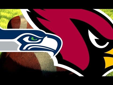 Seattle Seahawks vs Arizona Cardinals