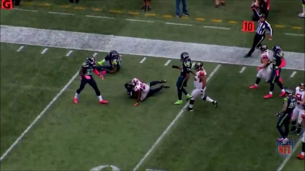 Hawk22.com – Falcons at Seahawks – All 22 Breakdown – Freeman's Long Run