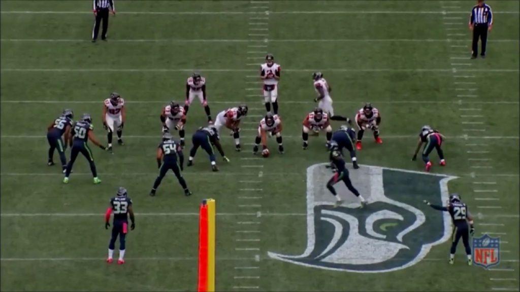 Hawk22.com – Falcons at Seahawks – All 22 Breakdown – Marsh Sack and a Lucky Break
