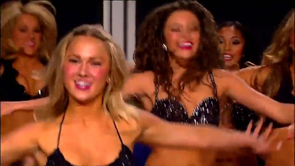 Seattle Seahawks Sea Gals Awesome Dancing Routine