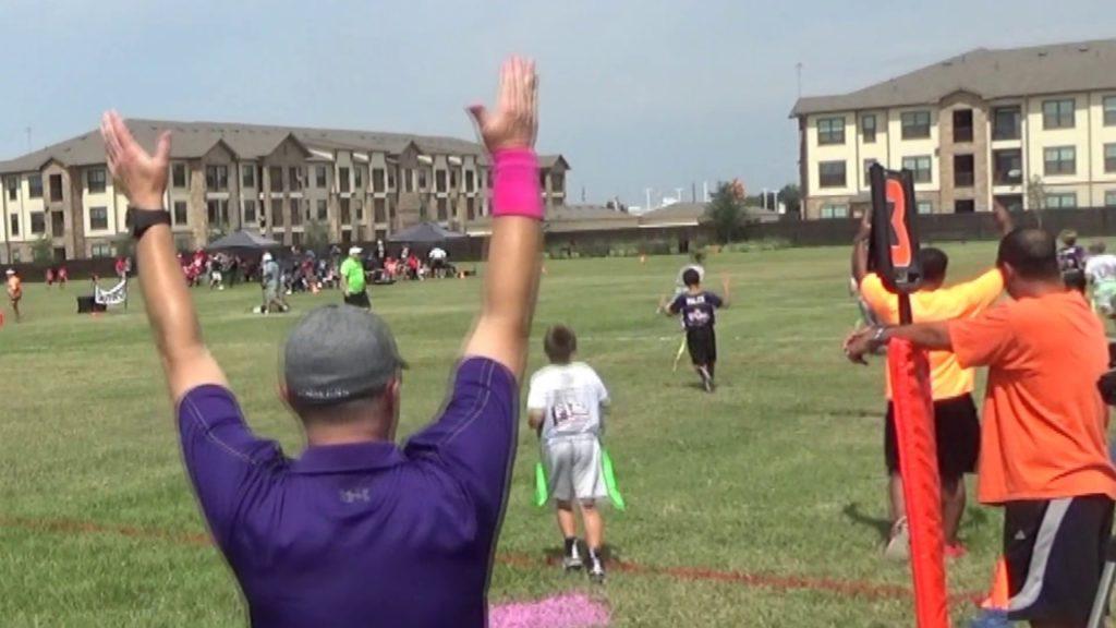 Ravens (Purple – Not Connor's Team) Game3 Vs Seahawks Fall 16