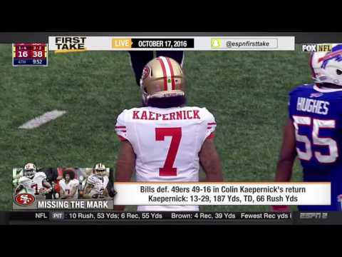 ESPN First Take   Seahawks Downplay Richard Sherman's Meltdown