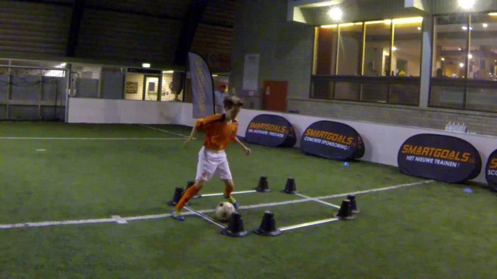 SmartGoals Exercise – Footwork