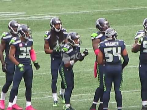 Seahawks vs Falcons 24 26 Victory Oct 16, 2016 [The Clips]