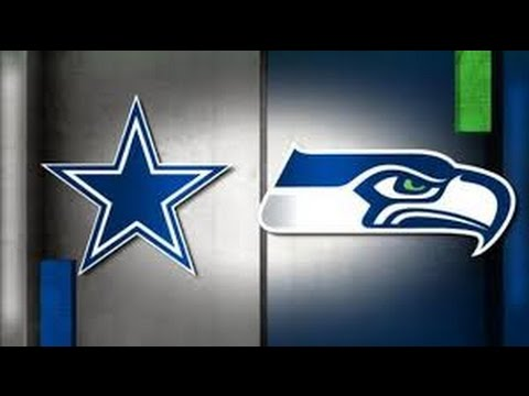 Seahawks vs Cowboys Playoffs no commentary