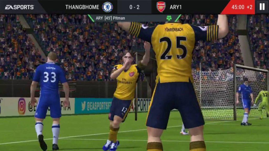 How to play football like a pro. FIFA 17