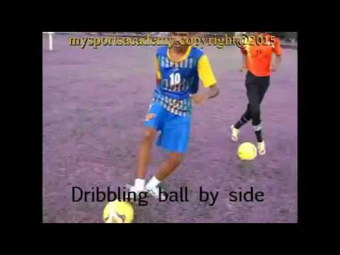 How to play football   Learn basic individual skills