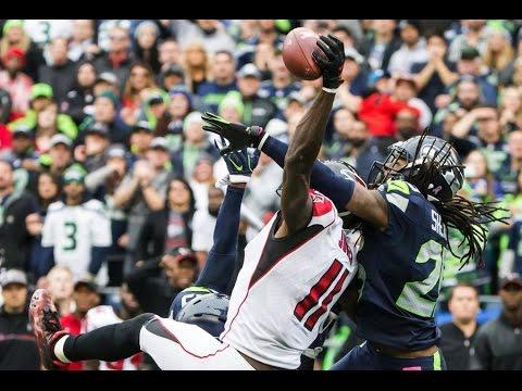 Atlanta Falcons Robbed on PI No Call Against Richard Sherman HD