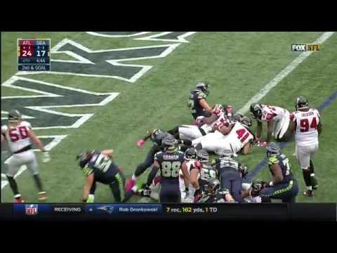 Week 6: Falcons vs. Seahawks Highlights