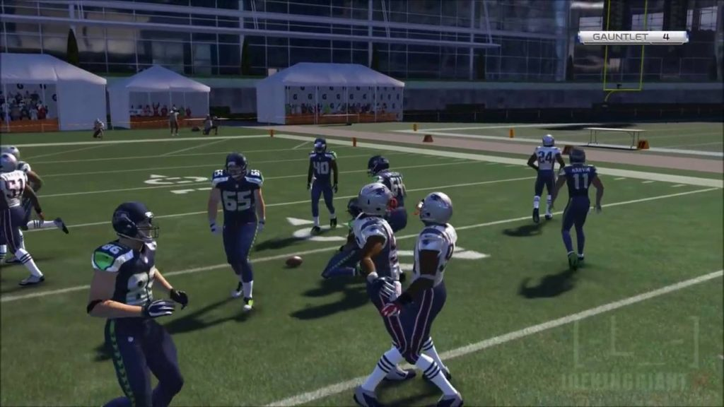 Madden 15 NFL Super Bowl XLIX Seattle Seahawks vs New England Patriots PREDICTIONS