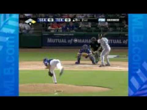 MLB Season 7/31/08: Mariners @ Rangers