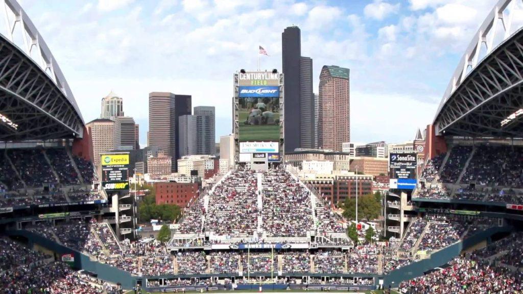 2016 Seattle Seahawks – CENTURYLINK FIELD INTRODUCTION