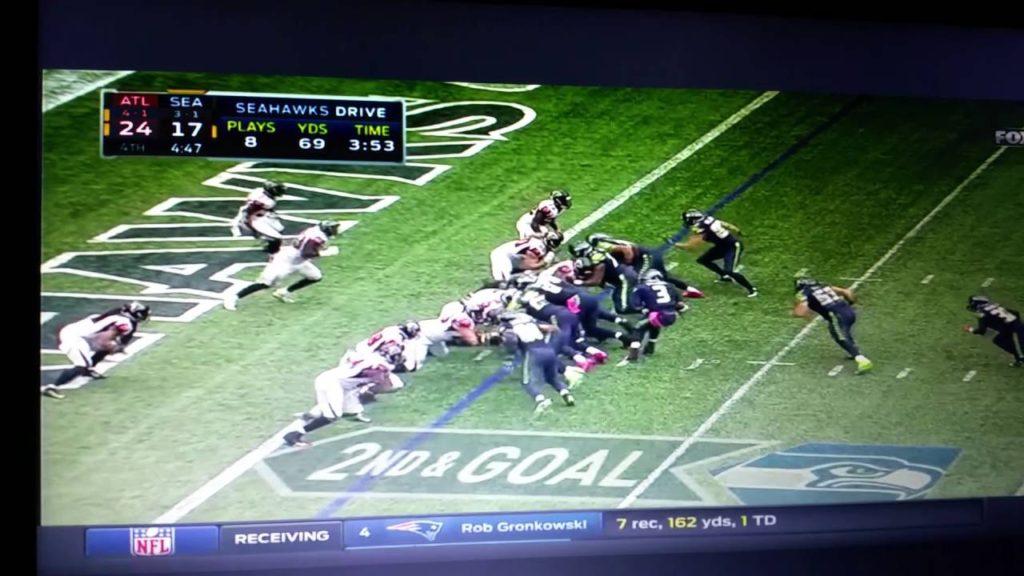 Atlanta Falcons vs Seattle Seahawks highlights week 6