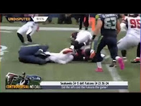 Skip and Shannon Undisputed 10/17/2016 – NFL Week 6: Cowboys vs Packers – Seahawks vs Falcons