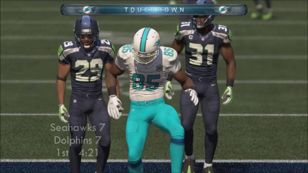 WEEK 1 DOLPHINS at SEAHAWKS prediction!