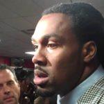 Stephen Jackson Atlanta Falcons Lose to Seattle Seahawks