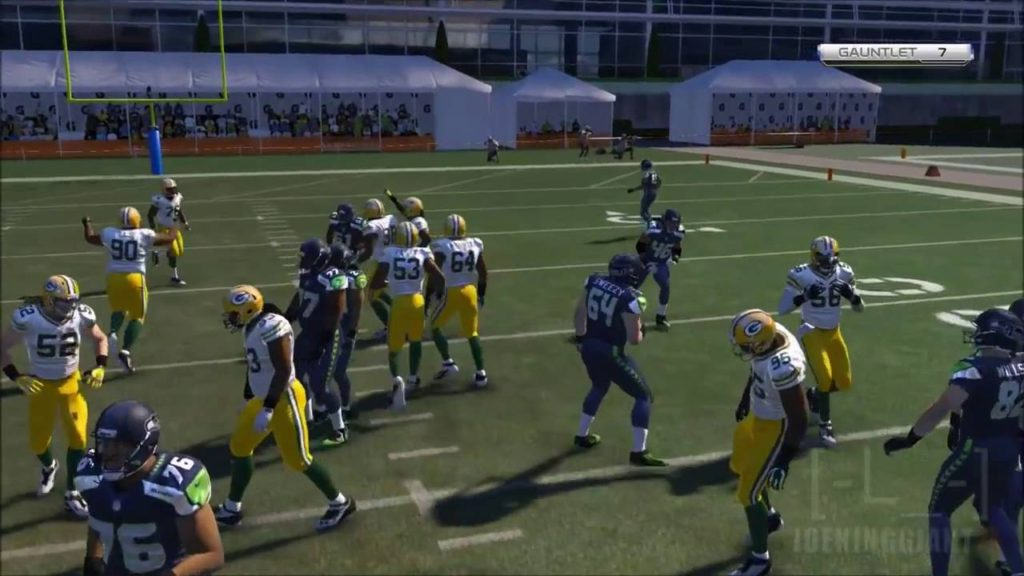 Madden 15 |Seattle Seahawks vs Green Bay Packers | NFC Championship Game Talk
