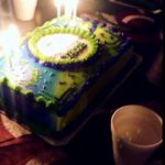 My brothers birthday cake go Seahawks YouTube