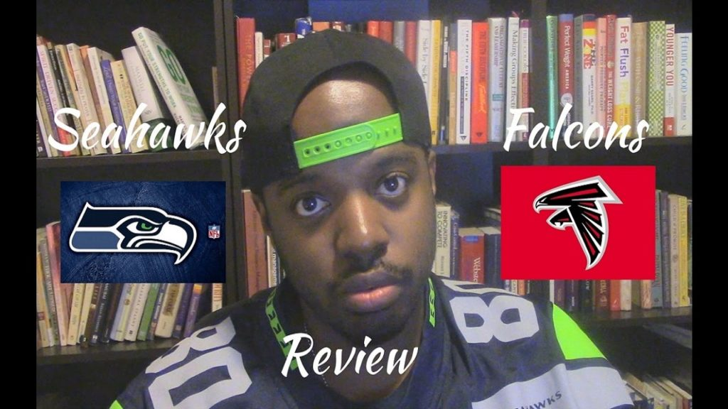 Seahawks vs Falcons Review! Controversy reigns…