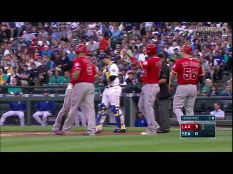 Mariners Knock Off the Angels