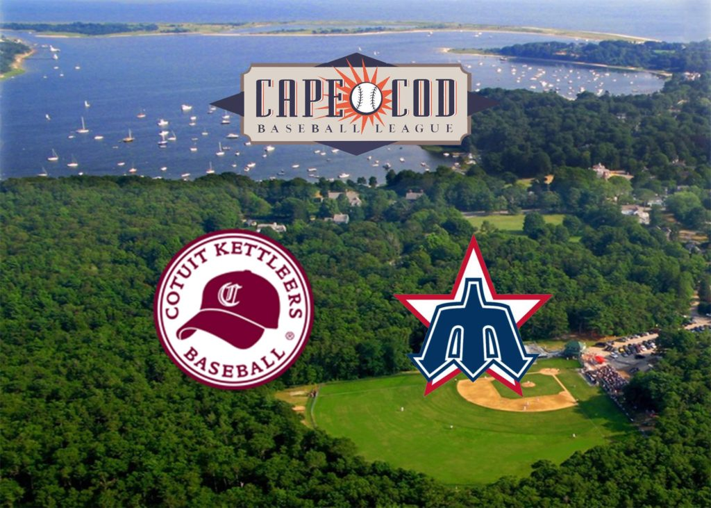 7/12/16 Double Plays Strand the Mariners; Cotuit Wins 3-1