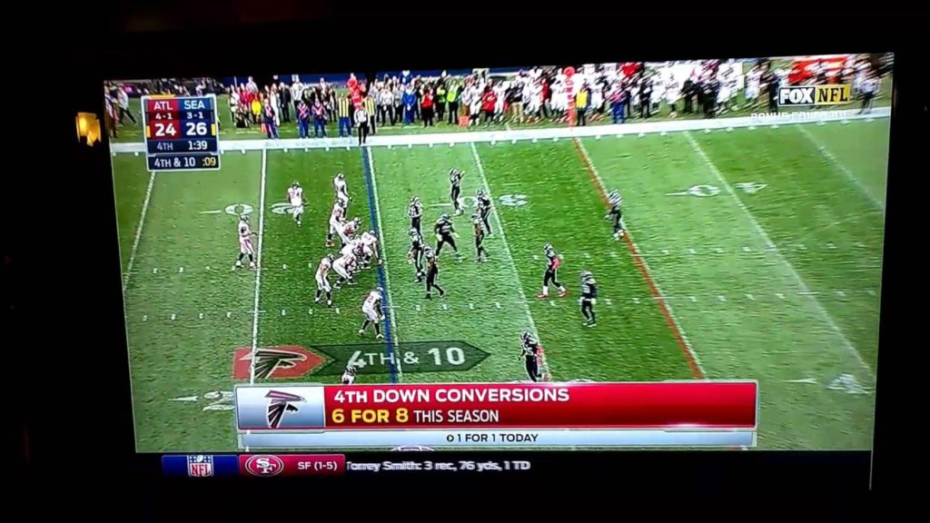 Falcons vs Seahawks – Pass Interference?