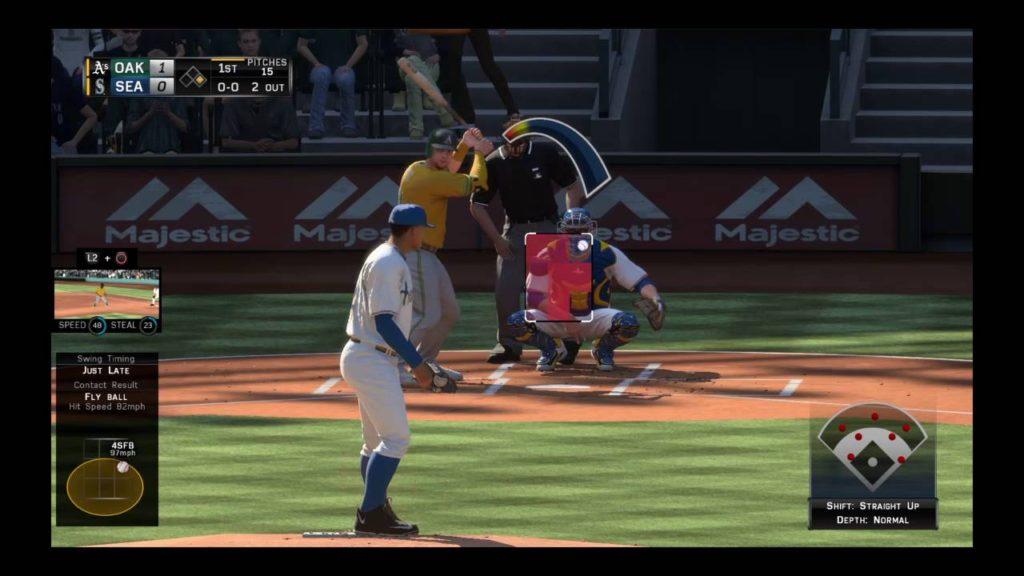 MLB 16 The Show | Mariners Franchise vs. Athletics REGULAR SEASON FINALE