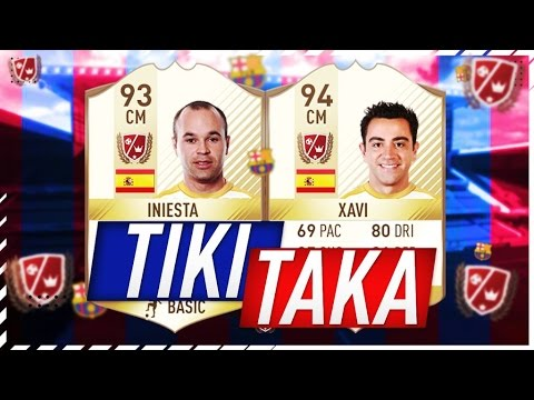 Fifa 17 Beating People By Playing Tiki Taka Football Ep 1 Ultimate Team