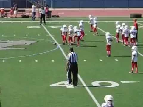 Seahawks vs VP 22 Scrimmage 10-22-16