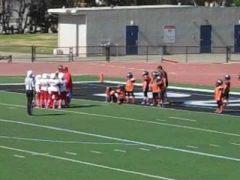 Seahawks vs VP 11 Scrimmage 10-22-16