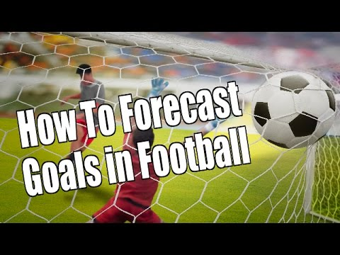 Peter Webb, Bet Angel – How to forecast goals in Football matches