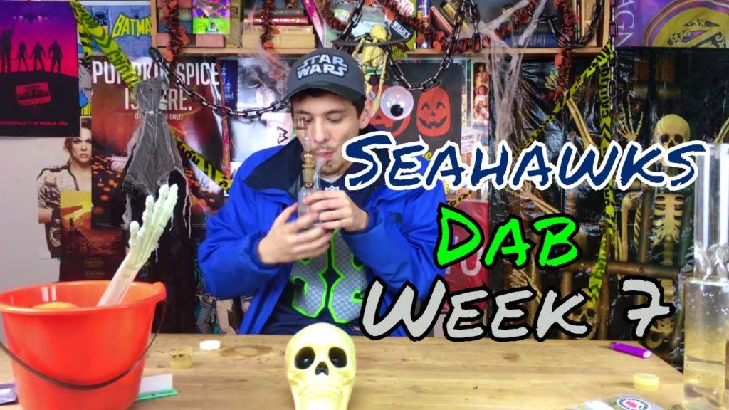 Seahawks vs Cardinals week 7 Dab and Prediction!