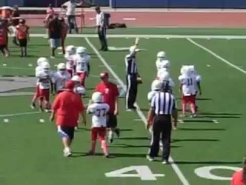 Seahawks vs VP 17 Scrimmage 10-22-16