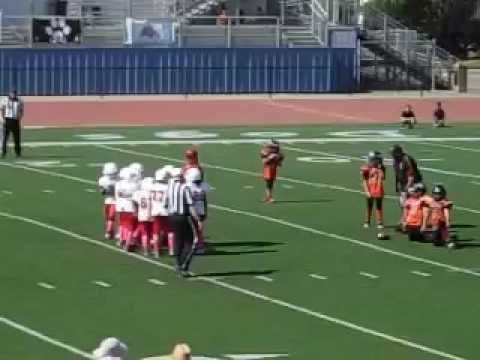 Seahawks vs VP 10 Scrimmage 10-22-16