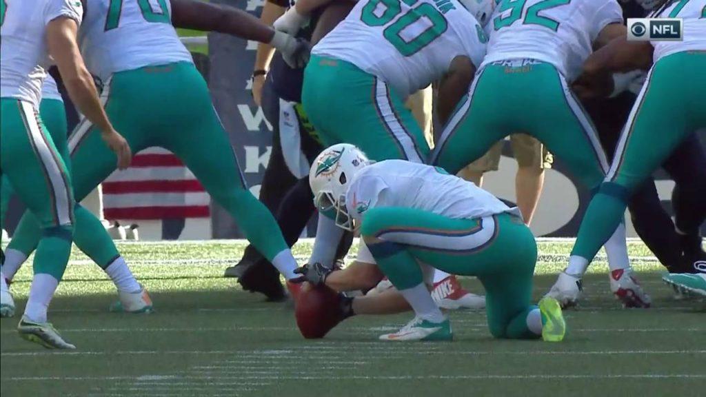 Dolphins vs Seahawks (Week 1) Game Highlights NFL