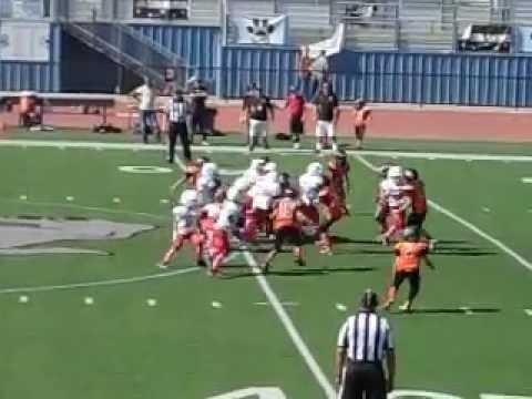 Seahawks vs VP 2 Scrimmage 10-22-16