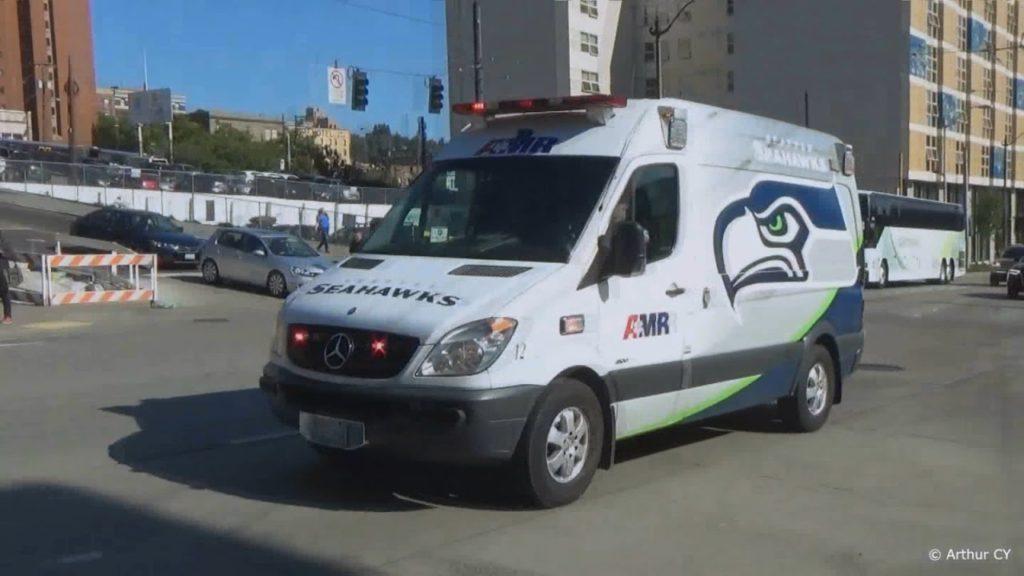 Seattle Seahawks AMR
