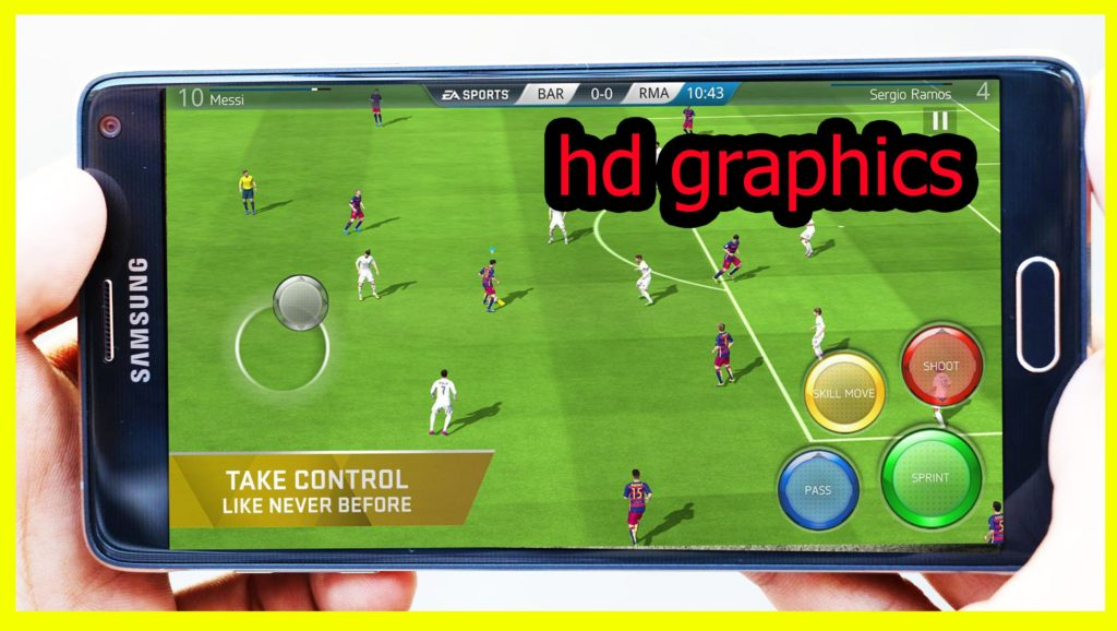 Top 10 Best Soccer/Football Android Games To Play In 2017