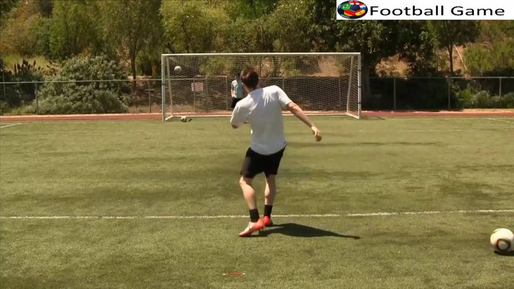 Football Game – How to kick a ball or soccer ball