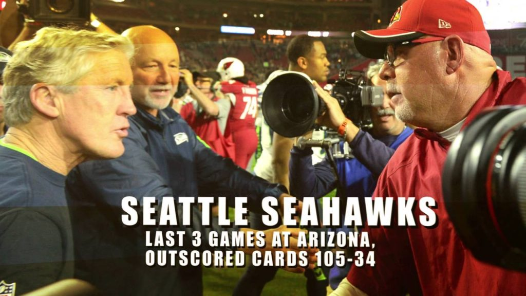 Seattle Seahawks at Arizona Cardinals Preview – 10.23.16