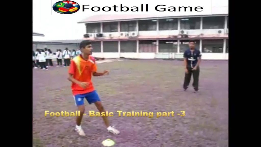 Football Game – How to play football part-3