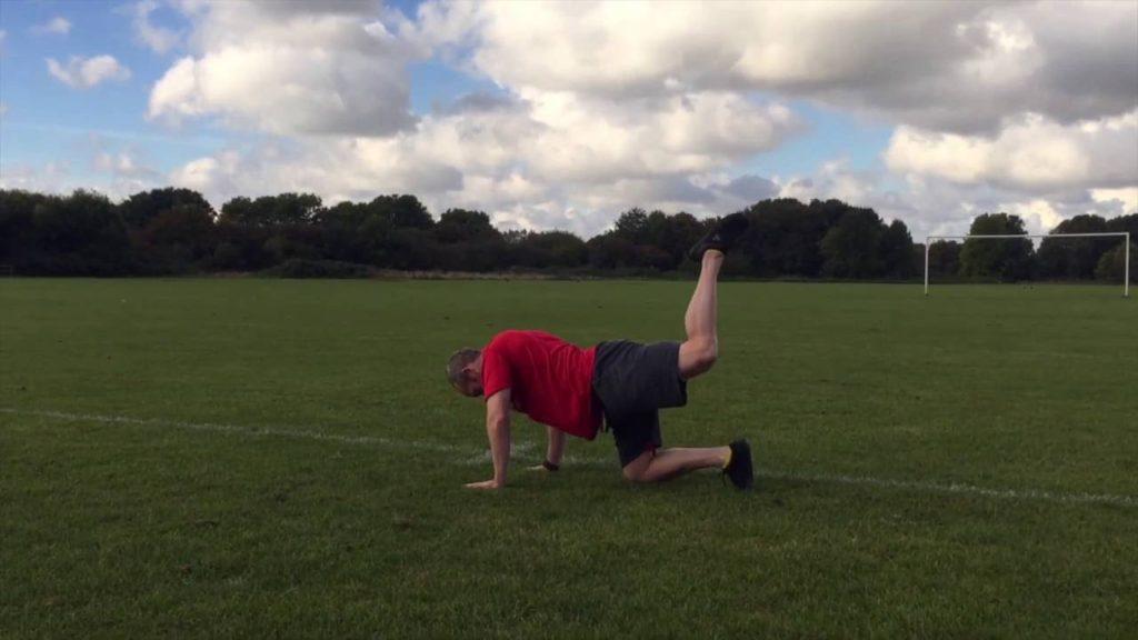 Butt firing exercises