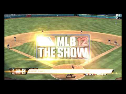 MLB 12 The Show Highlights: Mariners vs Rockies