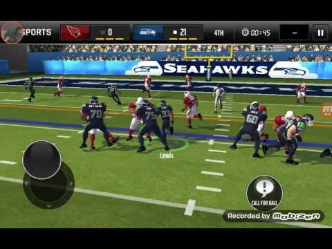Seahawks vs Cardinals 7 – 29